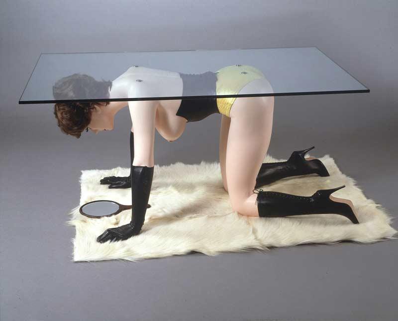 'Table' - by Allen Jones